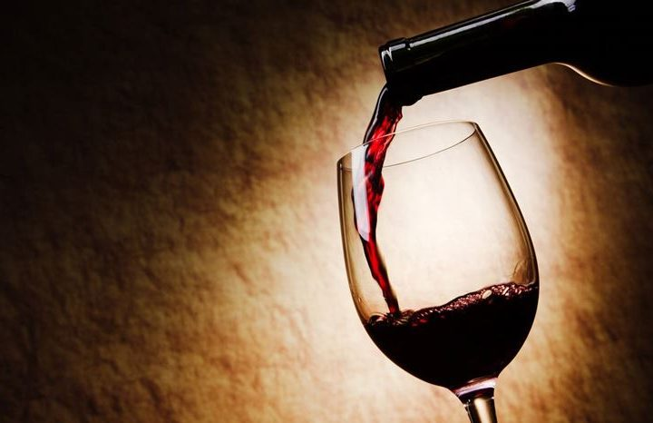 5 BENEFITS OF RED WINE!