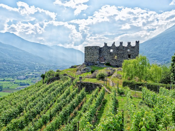 VALTELLINA AND VAL D'AOSTA: THE HIGH-ALTITUDES WINES