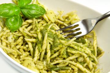 TROFIE AL PESTO: A CLASSIC, TRADITIONAL AND TASTY FIRST COURSE